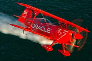 Sean D. Tucker Power Aerobatics