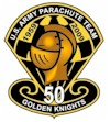 Golden Knights 50 year anniversary