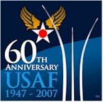 USAF 60th Anniversary