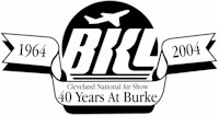 40 years at Burke logo