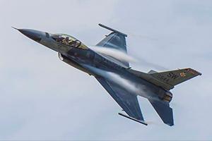 U.S. Air Force F-16 Viper Tactical Demonstration