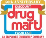Discount Drug Mart - 50th Anniversary