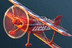 Mike Wiskus Lucas Oil Airshows