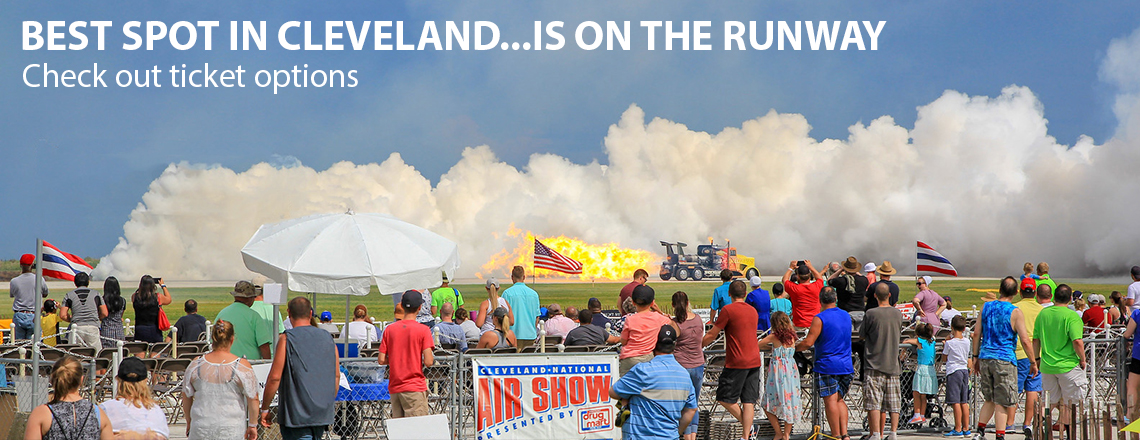 Air Show Cleveland 2020.Cleveland National Air Show