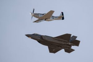 U.S. Air Force Heritage Flight