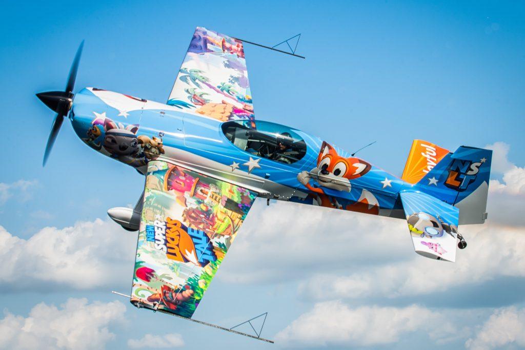 Adam Baker Playful Airshows