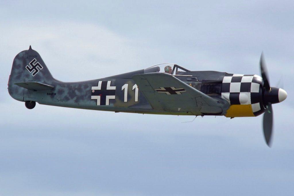 WWII Focke-Wulf Fw 190