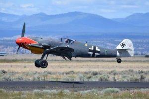WWII Messerschmitt Me-109