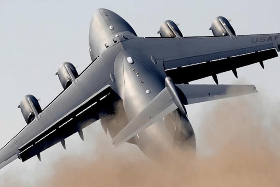 U.S. Air Force C-17 Globemaster III Demonstration